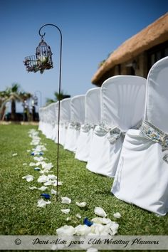 Photo by Elite Wedding Planners - http://www.bodas.net/organizacion-bodas/elite-wedding-planners--e17339