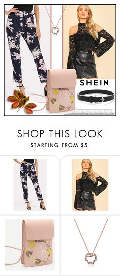 """""""Sheinside XXI/5"""" by ruza66-c ❤ liked on Polyvore featuring Sheinside and shein"""