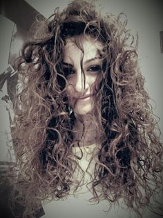 Hair Curl # Hairstylist # Alessandro Vicini #Hairstylist