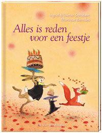 Alles is reden voor een feestje Viria, Forest Animals, Humor, School, Books, Movie Posters, Kids, Logo, Carnival