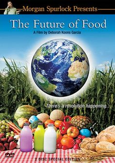"Want to know the consequences of genetically modified food? Watch ""The Future of Food""   More info: www.thefutureoffood.com"