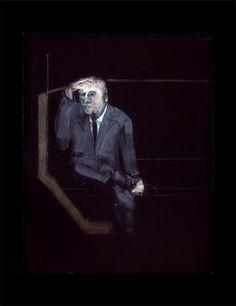 Francis Bacon · Self Portrait · 1958 · Hirshhorn Museum and Sculpture Garden · Washington