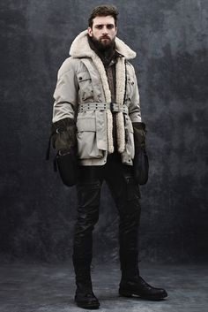 Belstaff Fall 2014 Menswear - Collection - Gallery - Style.com