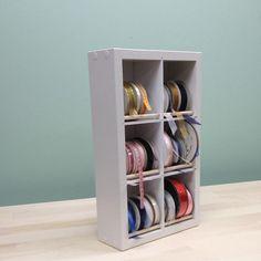 Mini Ribbon Organizer