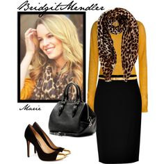 """""""Style Steal: Bridgit Mendler"""" by modestceleboutfits on Polyvore"""
