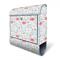Popular banjado Design Edelstahl Wandbriefkasten x x cm Qualit t Briefkasten mit