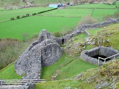 Castell y Bere in Wales