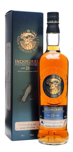 INCHMURRIN 18 YEAR OLD, Highlands Rare Whiskey, Cigars And Whiskey, Whiskey Drinks, Scotch Whiskey, Bourbon Whiskey, Whiskey Bottle, Fun Drinks, Alcoholic Drinks, Cocktails