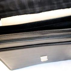 Kožené aktovky sú vyrobené z kvalitnej prírodnej, hovädzej Talianskej kože Zip Around Wallet
