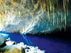 Blue Lake Cave, Brazil