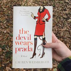 I am looking forward to Mardi Gras break so I can sit down and finally read 'The Devil Wears Prada!' #NewOrleansFresh