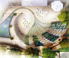 Landscape Architecture Portfolio of Works  A selection of Projects completed by Henry Scott during study of a BSc in Landscape Architecture