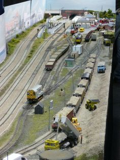 model railway layouts - Google Search