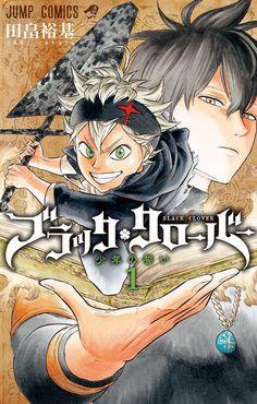 Manga: Black Clover, Vol. 1 by Yūki Tabata