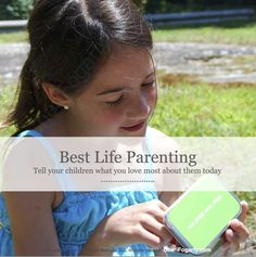 Best Life Parenting Tips For Busy Moms & Dads....  Learn more at http://www.cherifogarty.com