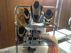 Accessories: bebe Spring 2013 Press Preview
