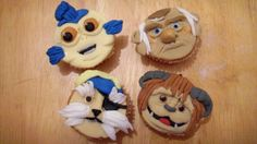 These LABYRINTH Cupcakes Might Remind You of the Babe « Nerdist