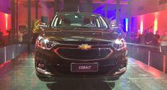 Chevrolet apresenta Cobalt 2016 - Carsale