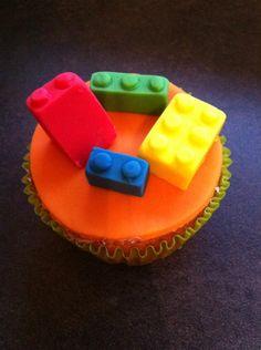 Gâteau d'anniversaire pour mon fils, fan de #LEGO