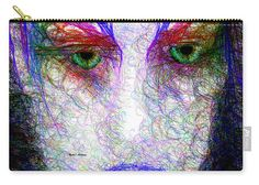 Carry-All Pouch - Masquerade 9571