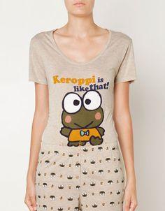 Camiseta Keroppi - 995 (1195)