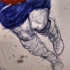 #soccer #football #old #sketch #world #cup #fifa #running