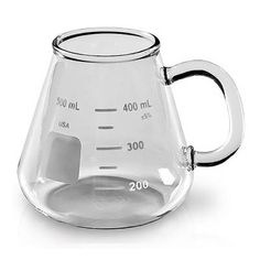 Erlenmeyer Flask Mug: for the chemistry teacher in your life