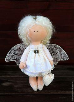Купить Ангел-хранитель - белый, молочный, ангел, ангел-хранитель, подарок на…
