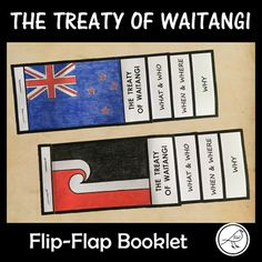 The Treaty of Waitangi - Flip Flap Booklet - Waitangi Day Early Years Teaching, Early Learning, Student Learning, Teaching Kids, School Resources, Teacher Resources, Classroom Resources, Classroom Ideas, Social Studies Activities