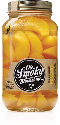 Moonshine Peaches