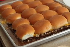 Copycat White Castles :-o  Well, ya know I gotta try these...