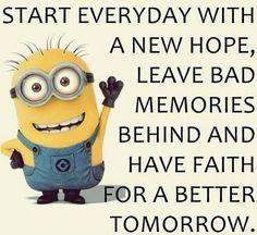 Start everyday