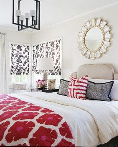 32 Best Redwhite And Blue Bedroom Images Americana Bedroom