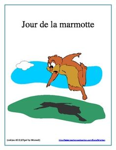 """This 6 page product includes a one page reading passage in French about """"le jour de la marmotte"""".  Also included is a one page questions worksheet and accompanying answer key.  A word search and answer key provide a fun follow up activity.   Do you know the name of your community's or region's groundhog?"""