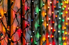 Christmas Lights ...