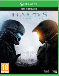 Halo 5 Guardians With Spartan Locke Armour – Only At GAME Xbox One
