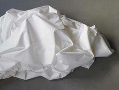 Plain white sheets