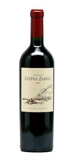 Nicolás Catena Zapata 2009 - Mendoza, Argentina: 94 points | Wine Spectator - September 2013