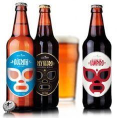 Cerveza luchadora! :)