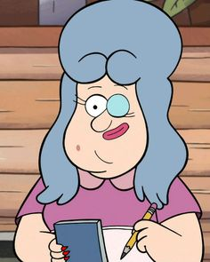 Gravity Falls_Lazy Susan