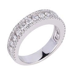 Diamond Wedding Bands !