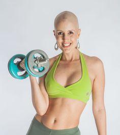 Canadauence TV: A vitória sobre o câncer, Vânia Castanheira
