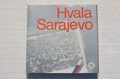 THANK YOU SARAJEVO - WINTER OLYMPIC GAMES 1984 - YUGOSLAVIA - BOOK - rare