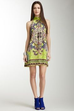 Halter Dress but love the shoes!!!