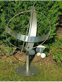 Sunshine Garden Wanduhr  Globus Sonnenuhr versandkostenfrei, 100 Tage Rückgabe, Tiefpreisgarantie, nur 289,00 EUR bei Uhren4You.de bestellen