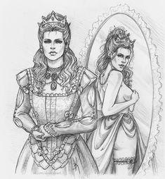 Anna Henrietta (Anarietta) by NastyaKulakovskaya