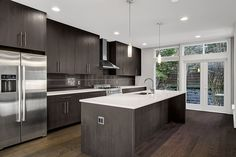 Kitchen at 191 36th Ave E, #Seattle, WA. Built and Designed by Build Urban.