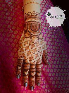 Khafif Mehndi Design, Henna Tattoo Designs Simple, Basic Mehndi Designs, Latest Bridal Mehndi Designs, Stylish Mehndi Designs, Mehndi Designs For Beginners, Mehndi Design Pictures, Mehndi Designs For Girls, Wedding Mehndi Designs