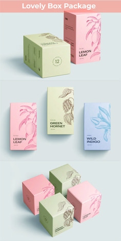 This product is a part of Box Mockup Bundle Box Mockup consists of 12 high quality pre-made PSD scenes. This mockup is good for small and medium size Tea Packaging, Cosmetic Packaging, Brand Packaging, Product Packaging Design, Bottle Packaging, Identity Branding, Corporate Branding, Tea Design, Label Design