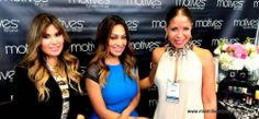 Loren Ridinger and La La Anthony Launch Their Spring/Summer 2014 Motives Collection